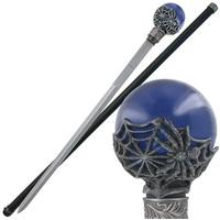 Canne épée 90cm de marche - Sorcier magie noire