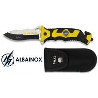 Couteau pliant SWAT tactique 21,5cm - ALBAINOX