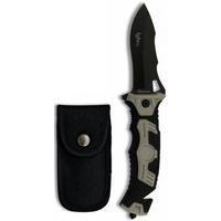Couteau pliant tactique 21,5cm - ALBAINOX.