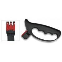 Affûteur aiguiseur universel + poignée ergonomique - noir