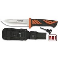 Poignard couteau 26cm + pierre fire starter - RUI K25
