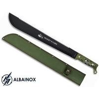 Machette Desert Storm 55cm tactique - Full tang