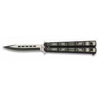 Balisong couteau papillon 23cm ALBAINOX - Design Matrix.