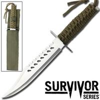 Poignard de survie 32,5cm full tang - Couteau