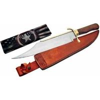 Grand poignard couteau chasse 49cm - Primitive bowie