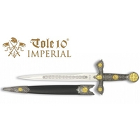 Dague 35,5cm Les Templiers collection - IMPERIAL TOLE10