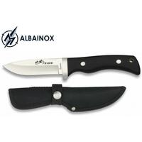 Couteau chasse 20,2cm full tang - Poignard ALBAINOX