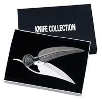 Coffret couteau pliant 20cm - Design indien