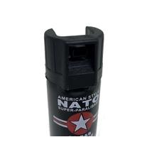 Bombe lacrymogène 60ml GAZ défense - Lacrymo NATO.