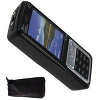 Taser téléphone portable 1.000.000 volts électrique - noir