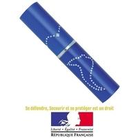 Taser shocker 2.800.000 volts ! électrique bleu - Make up tazer stun gun.