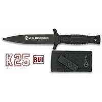 Couteau dague d'entrainement de combat 23cm - K25 RUI