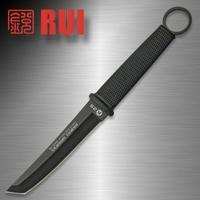 Couteau tactique titane 25cm tanto de botte - RUI K25.