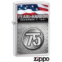 Briquet Zippo officiel - Pearl Harbor commémoration 75ans