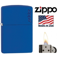 Briquet Zippo officiel - Collection classique bleu.....