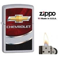 Briquet Zippo officiel - Chevrolet voiture américaine.