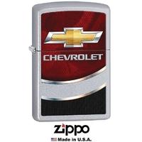 Briquet Zippo officiel - Chevrolet voiture américaine