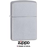 Briquet Zippo officiel - Chromé satiné