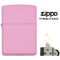 Briquet Zippo officiel - Pink lady rose.