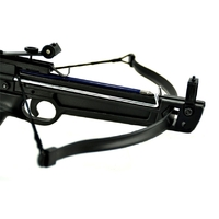 Arbalète pistolet 50 livres + 5 flèches - ANGLO ARMS.