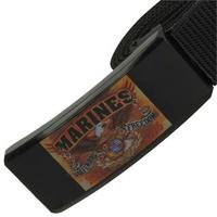 Couteau ceinture universelle toutes tailles - Les marines USA.