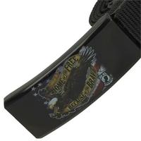 Couteau ceinture universelle toutes tailles - USA liberté.