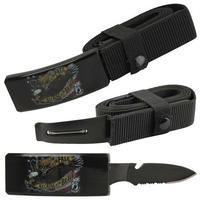 Couteau ceinture universelle toutes tailles - USA liberté