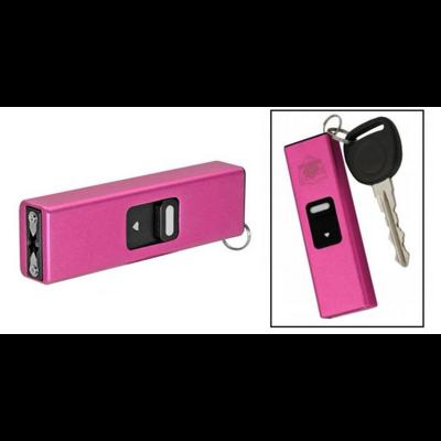 Taser shocker électrique 8,5cm recharge USB - Tazer 3 500 000 volts !