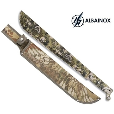 Machette 53,2cm full tang ALBAINOX - Design python2