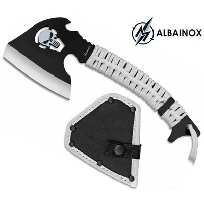 Hachette 24cm PUNISHER full tang acier ALBAINOX