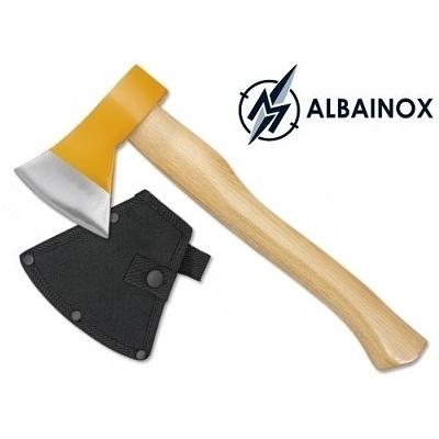 Hachette hache 45cm manche en bois ALBAINOX