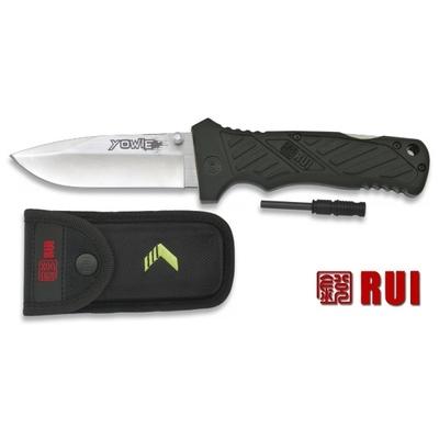 Couteau + pierre fire starter - RUI énergie série2