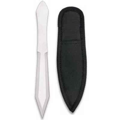 Couteau de lancer compact 13cm jet - Tout acier full tang