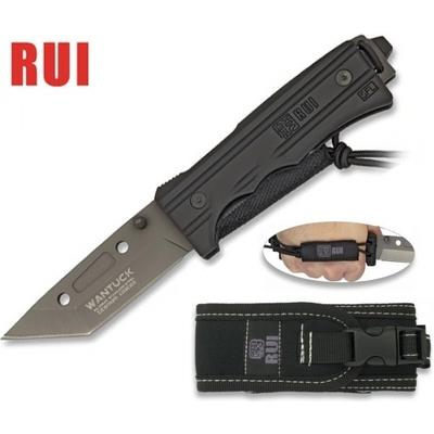 Couteau tactique TITANE 20,8cm tanto confort - RUI