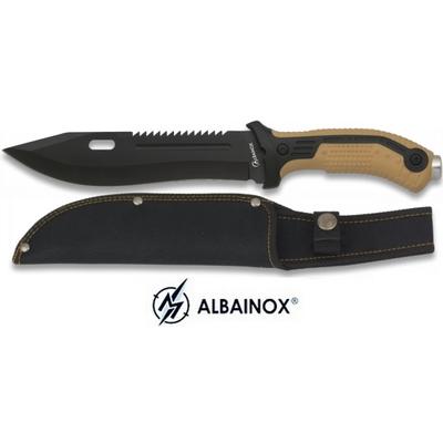 Poignard couteau 32,2cm tactique - ALBAINOX