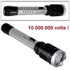 Taser shocker 10 000 000 volts ! LED + Tazer ultra puissant