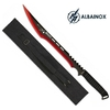 Machette épée 62,5cm tout acier katana - ALBAINOX