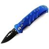 Couteau automatique à cran d'arrêt 13,2cm JOKER bleu