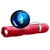 Taser shocker compact 3 600 000 volts LED Rouge
