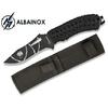 Couteau compact 17,8cm poignard full tang ALBAINOX