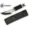Couteau compact 18,6cm poignard full tang ALBAINOX