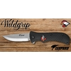 Couteau pliant 21cm LEOPARD design Coq