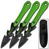 3 couteaux Zombie de lancer - Couteau jet