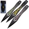 3 Couteaux Skeletor de lancer, couteau