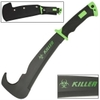 Machette Zombie Killer 42cm coupe-coupe