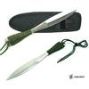 Couteau de lancer 19cm full tang - ALBAINOX