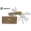 Couteau multifonction 10 outils - Albainox