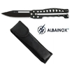 Grand couteau papillon balisong 28cm - ALBAINOX