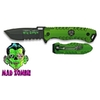 Couteau pliant Zombie 22,5cm