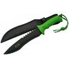 Poignard Zombie 33,5cm - Couteau dragonne